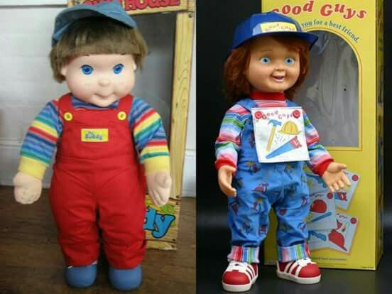 my buddy doll chucky