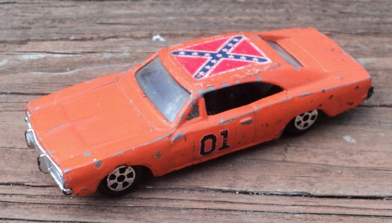 Dukes of Hazzard Matchbox Car General Lee