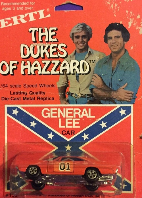 dukes of hazzard matchbox car