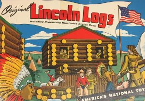 original lincoln logs