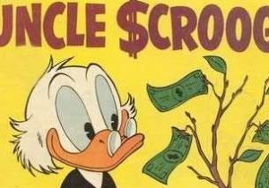 scrooge mcduck age