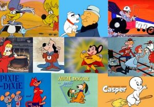 1960s Cartoon Characters