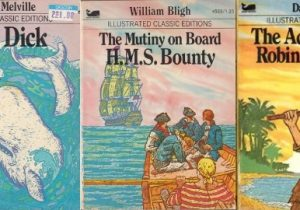 Moby Books Illustrated Classics feature