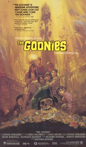 the goonies move poster 1