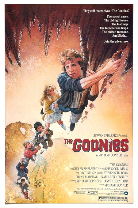 the goonies move poster 3