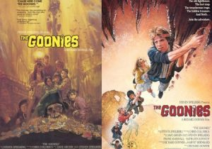 the goonies move poster