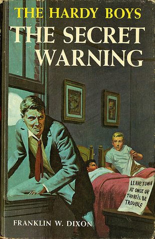 hardy boys secret warning