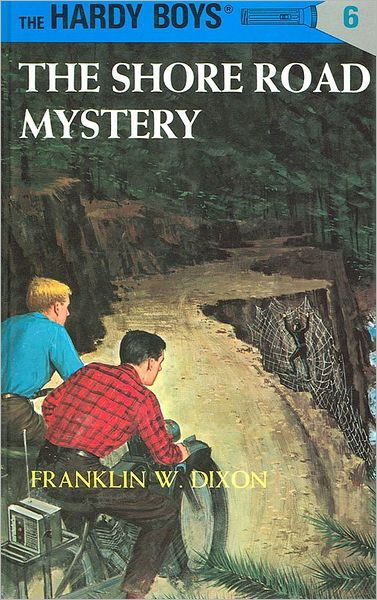 hardy boys shore road mystery