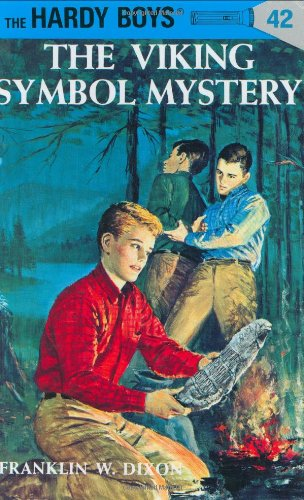 hardy boys the viking symbol mystery