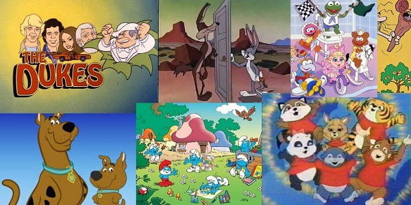 cartoons of the 80s