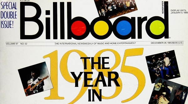 1985 Number One Songs