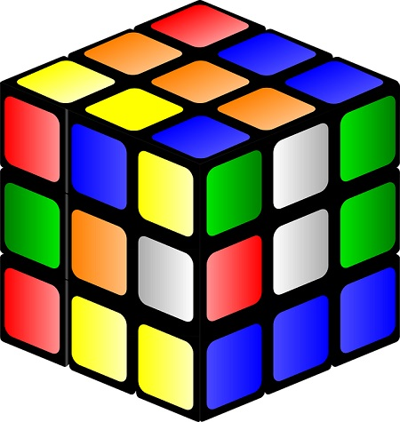 rubiks cube messed up