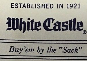 white castle prices hamburger box