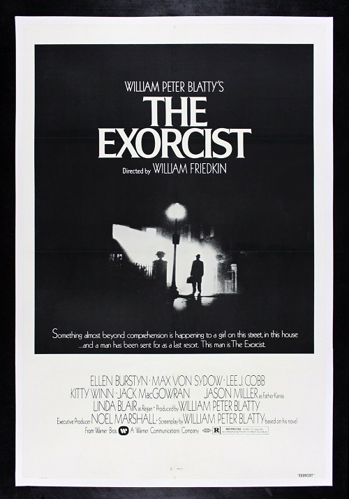 The Exorcist Movie Poster - original