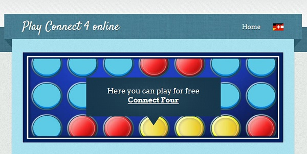 connect four org