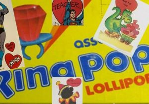 ring pops valentine