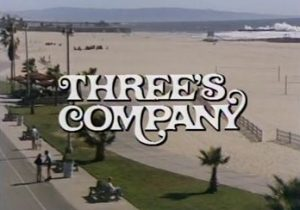 threes company theme song