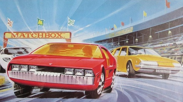 1970s matchbox cars