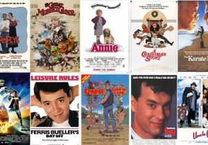 1980s Family Movies