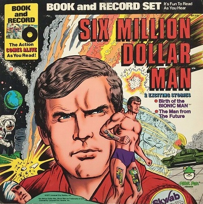 The Six Million Dollar Man - Peter Pan