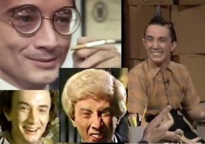 martin short snl characters