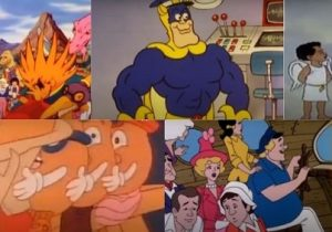forgotten 80s cartoons