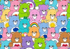 Purple Care Bear's Name